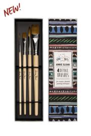 4 Detail Brushes