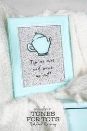 Tones for Tots 500 ml Little Teapot