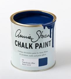 Napolinic bleu annie sloan chalk paint