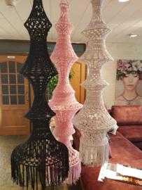 Fuiklamp roze lang