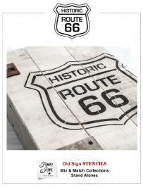 Route 66 Sjabloon