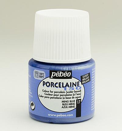 Porcelaine ming bleu  45 ml