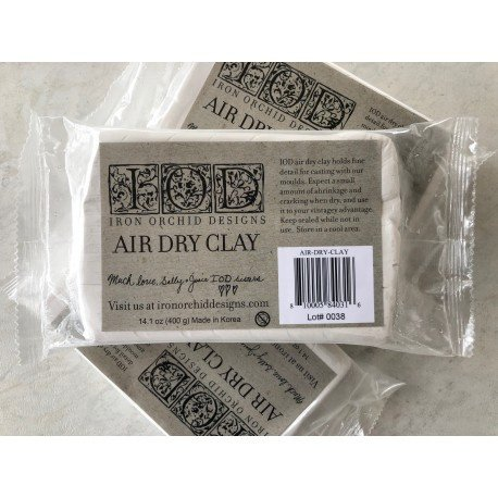 Air drypaper clay