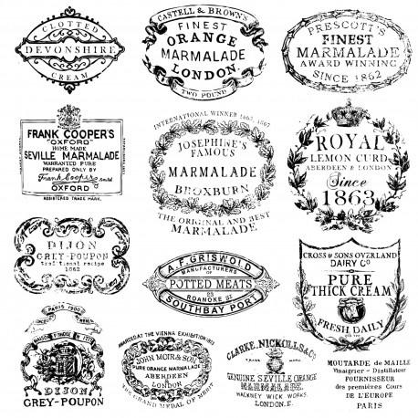 I.O.D Crocery marmelade