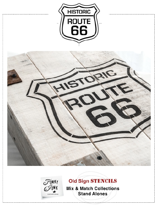 Route 66 Sjabloon