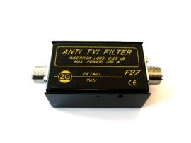 Zetagi TVI Filter