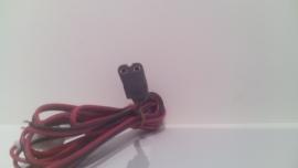 Powercord 2-pin Cybernet