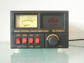 RM KLV200/V