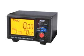 Nissei DG-503 Digitale SWR- en Powermeter