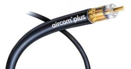 Aircom Plus coax (pp/m)
