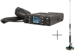 Team Expert 1 (Export versie) + Team Hunter Mag antenne