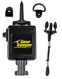 CB Mic Keeper Heavy Duty Black