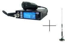 Team VX-2412 (Export Versie) + Team Hunter Mag antenne