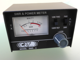 CRT SWR2 (swr- en powermeting)