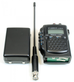 Albrecht AE-2990 AFS AM-FM-SSB portofoon
