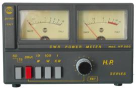 Zetagi HP 500 SWR- en Powermeter