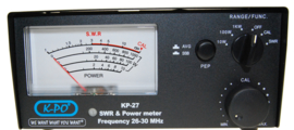 K-PO KP-27 SWR & Power meter