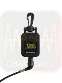 CB Mic Keeper Standard Black