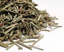 Lemongrass gesneden
