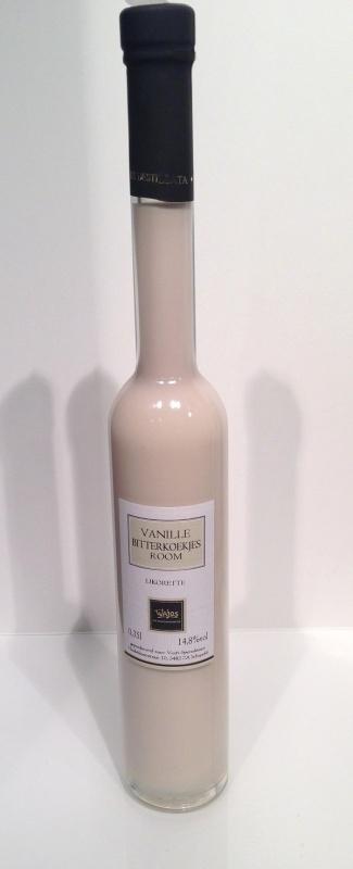Vanille Bitterkoekjes Room (350ml)