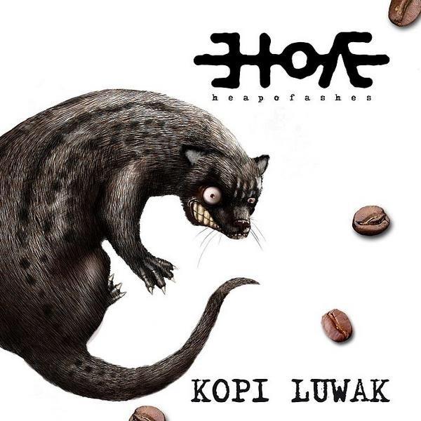 Kopi Luwak (wild/UTZ gecertificeerd)  125 gram