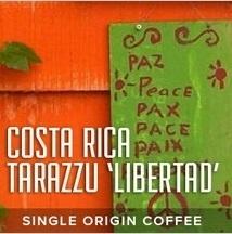 Costa Rica Tarazzu 'Libertad'