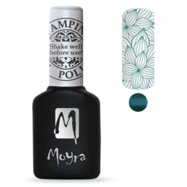 Moyra Stamping Gel Polish 10ml SGP08 GREEN