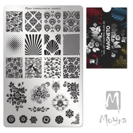 Moyra Stamping Plate 80 Magneto