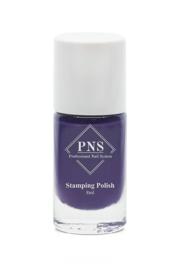 PNS Stamping Polish No.67 Donker Paars