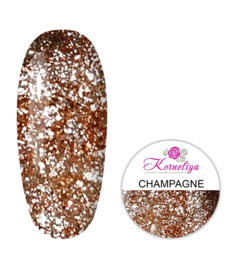 Korneliya Royal Glam Gel Champagne 12 ml