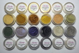 Multi Pigment voor Cat eye & Metallook Kleur 508
