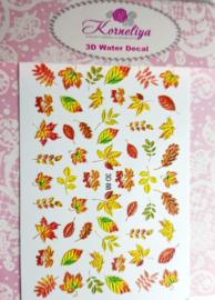 3D Waterdecal - 3D 88