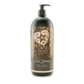 Body and Hair Oil COCO DREAM 1 Liter