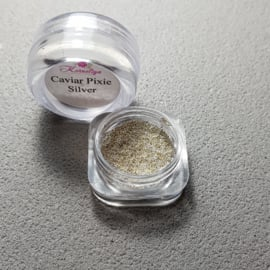Korneliya Caviar Pixie Metal Silver SMALL 0,6 mm