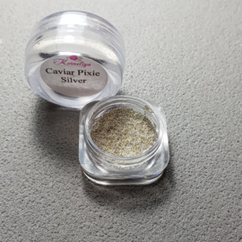 Caviar Pixie Metallic Silver 0,6-0,8 mm