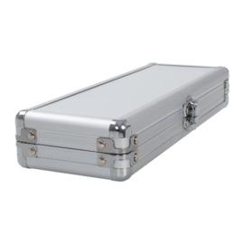 Brush Box Aluminium  / Penselen Box Aluminium