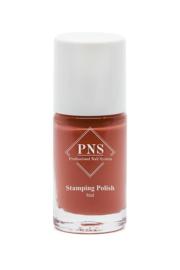 PNS Stamping Polish No.18 Terracotta
