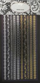 3D XL Jewels - Lace  Lines