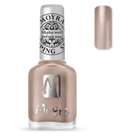 Moyra Stamping Nail Polish 12ml SP34 ROSE GOLD
