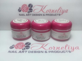 Korneliya sample kit Jelly Gels 3x 5 gram