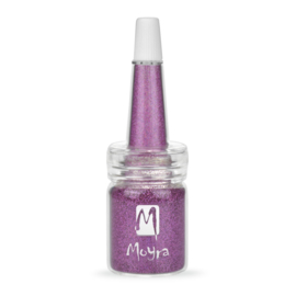 Moyra Glitter in Fles Nr. 09 Holo Paars