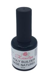Korneliya Poly Builder Base NATUREL 15 ml