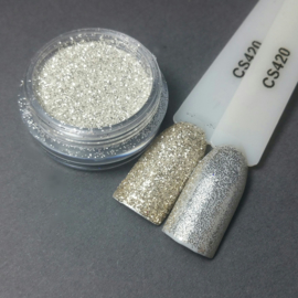 Sparkling White Gold- Witgoud420