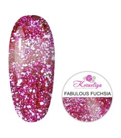 Korneliya Royal Glam Gel  Fabulous Fuchsia 12 ml