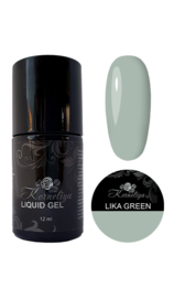 Korneliya Liquid Gel Expert Collection LIKA GREEN 12ml