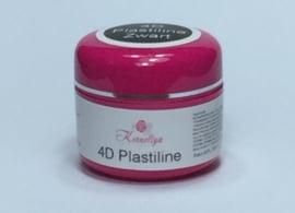 4D Plastline Zwart 5 Gram