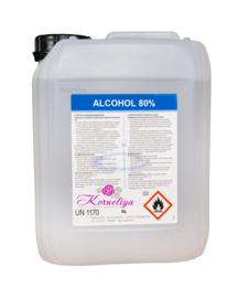Korneliya  Alcohol 80% 5 Liter