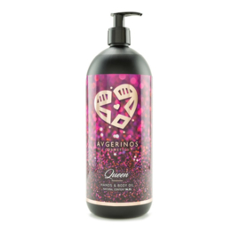 Body and Hair Oil QUEEN 1 Liter