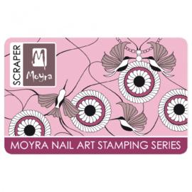 Moyra Scraper Nr 5 Pink Design