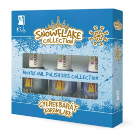 Moyra Kids Collectie - Snowflake Collection